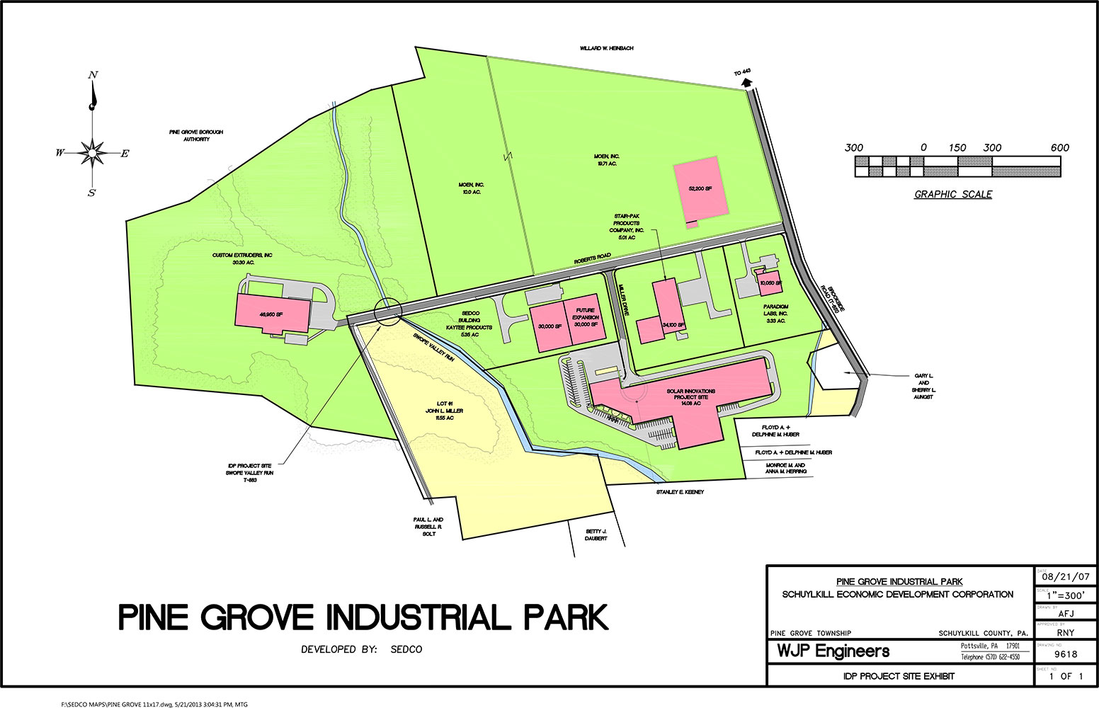 Pine Grove Industrial Park