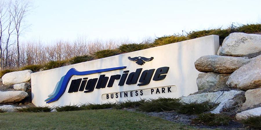 Highridge Entrance